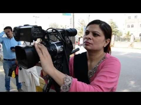 Shazia Bhatti has made her way in a man's world