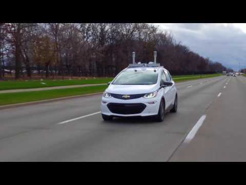 GM Autonomous Vehicle Testing | AutoMotoTV