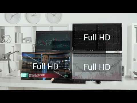 Dell 43 Ultra HD 4K Multi Client Monitor – P4317Q