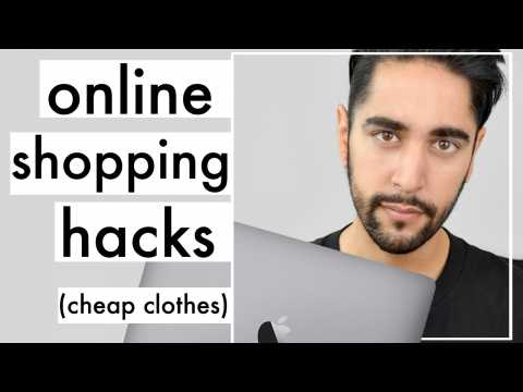 Online Shopping Hacks - Get Cheap Clothes! x Shoptagr ✖ James Welsh