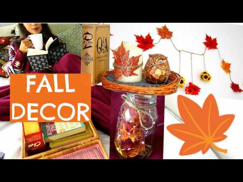 Make your Room Cozy for Fall ♡DIY Room Decor: Easy and Cheap!