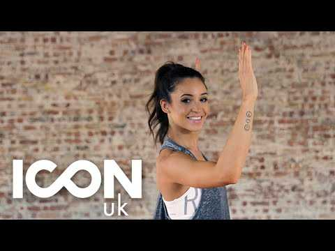 Work Out: Back and Shoulders | Danielle Peazer