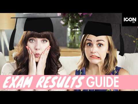 EXAM RESULTS Survival Guide | 15 Top Tips | Melanie Murphy + Hannah Witton