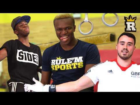 KSI's Epic Gym Wins! | Rule'm Sports