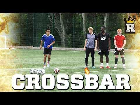 CROSSBAR CHALLENGE - YOUTUBER 2V2 | Rule'm Sports