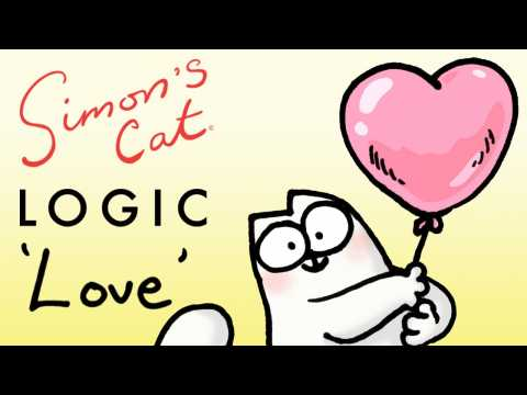 Simon's Cat Logic - Do Cats Fall In Love?