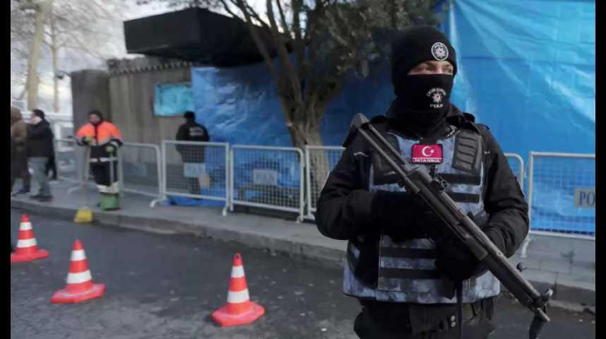Illustration pour la vidéo L'Etat islamique revendique l'attentat d'Istanbul