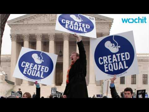 """U.S. Abortion Rate At Lowest Level Since """"Roe V. Wade"""""""