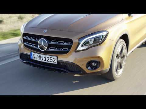 Mercedes-Benz GLA 220 d 4MATIC - Driving Video Trailer | AutoMotoTV