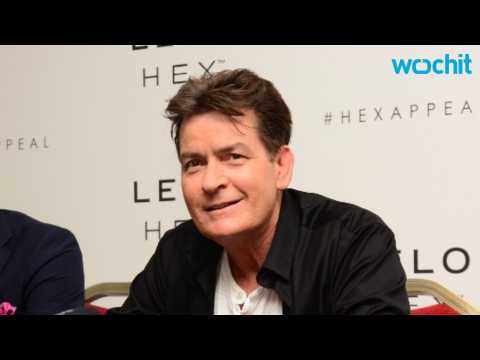 Charlie Sheen Taking Part in FDA Study For HIV Drug