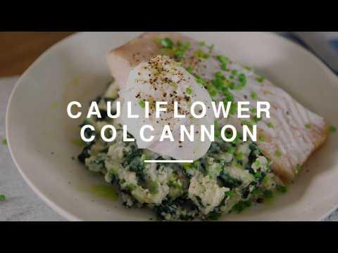 Cauliflower Colcannon w/ Amanda Byram | Gizzi Erskine | Wild Dish