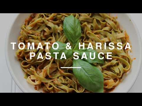 Tomato & Harissa Pasta Sauce | Wild Dish