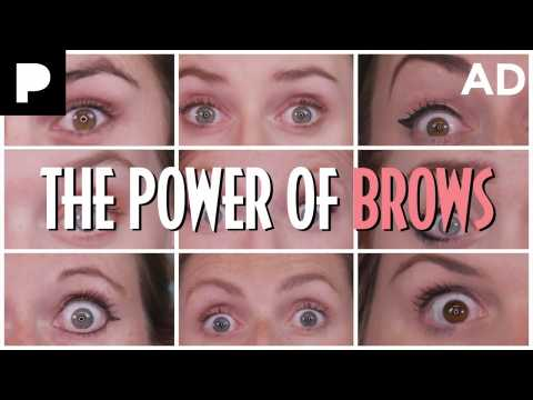 The Power of Brows w/ Helen Anderson AD | Benefit Cosmetics