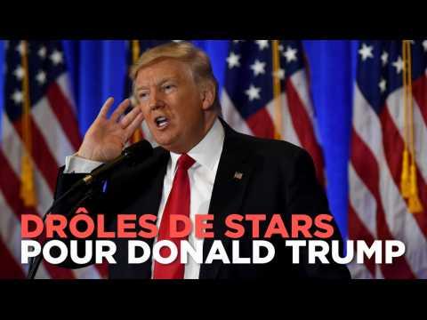 Vous ne les connaissez pas, mais ils vont chanter pour Donald Trump