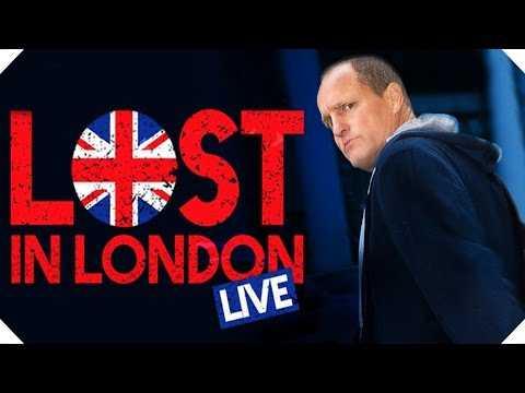 LOST IN LONDON Trailer (2017) Woody Harrelson, Owen Wilson LIVE Movie HD