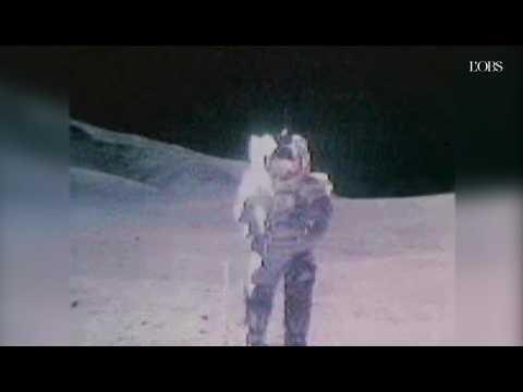 Ecoutez chanter sur la Lune le dernier homme à y avoir posé le pied
