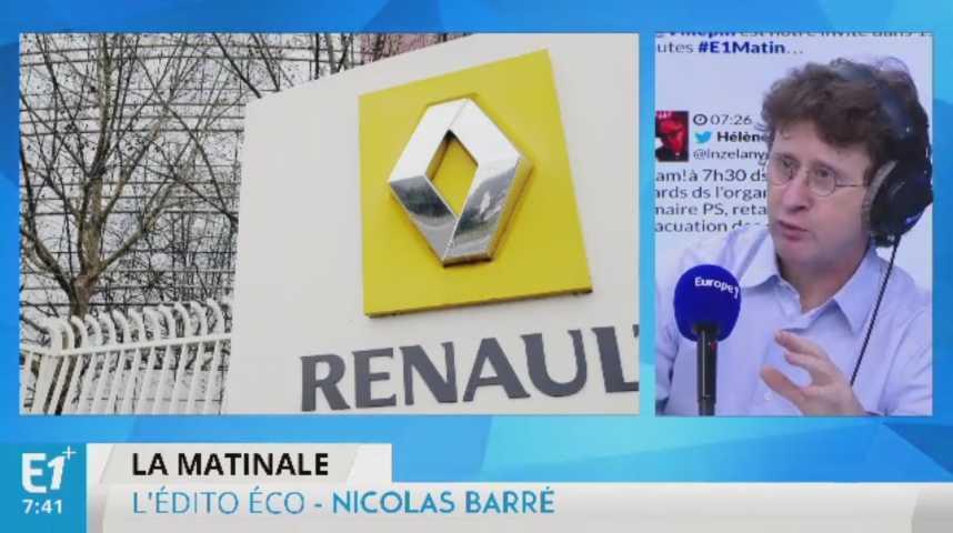 Illustration pour la vidéo Renault : un accord de compétitivité soutenu par les syndicats