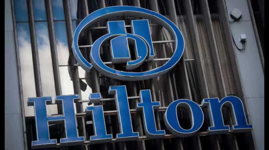 Illustration pour la vidéo Pourquoi les hôtels Hilton se scindent en trois
