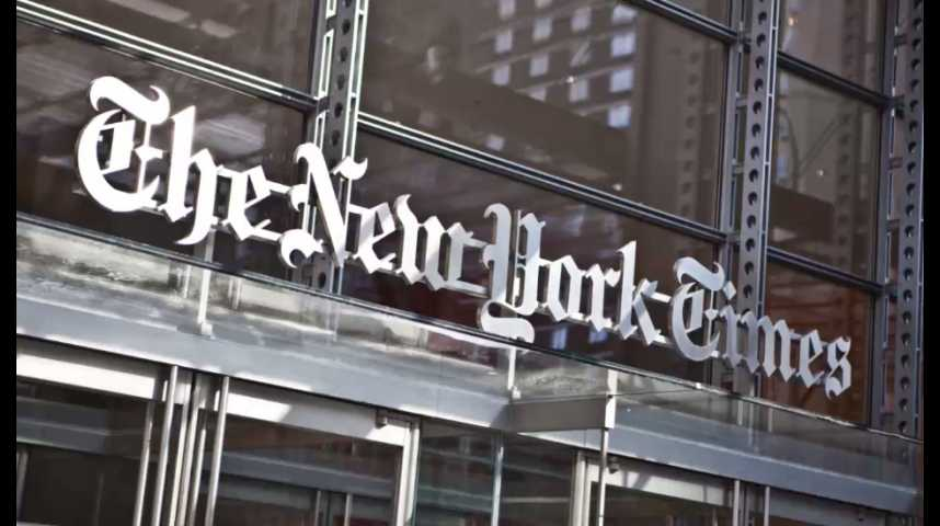 "Illustration pour la vidéo Apple retire le ""New York Times"" de son App Store en Chine"