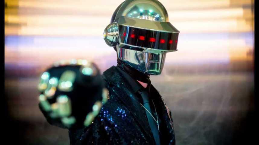 Illustration pour la vidéo Diriger comme... Daft Punk