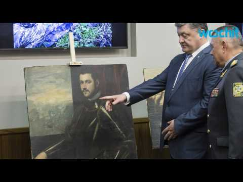 Stolen Paintings Returned To Italy