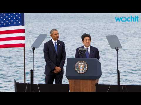 Obama, Japanese PM Speak at Pearl Harbor