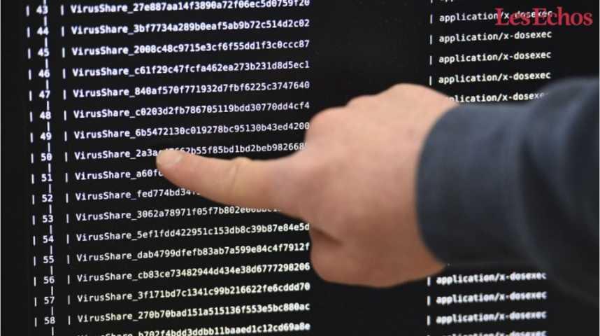 Illustration pour la vidéo Arnaques, virus: les chiffres à retenir sur le Net
