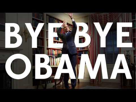 Bye bye Obama : 8 ans de cool attitude