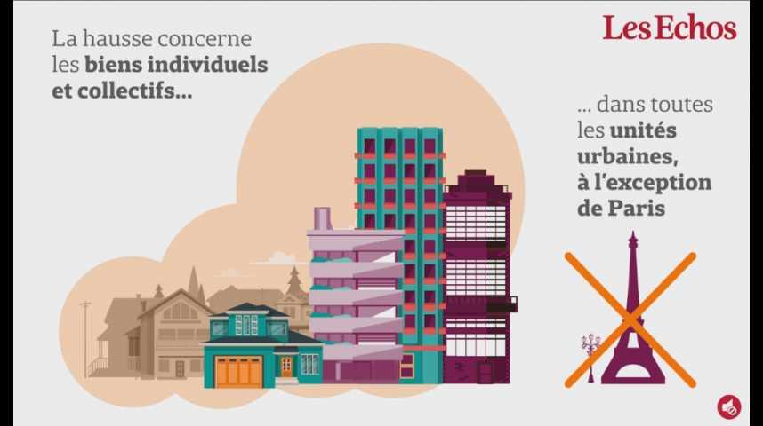 Illustration pour la vidéo La crise du mal logement sévit... mais le nombre de biens inoccupés augmente