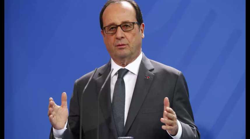 Illustration pour la vidéo La baisse d'impôt de Hollande effective dès janvier