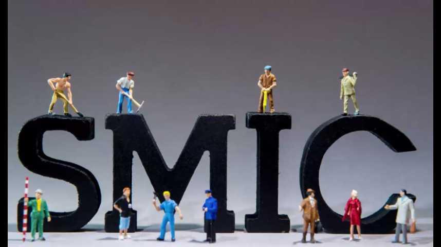 Illustration pour la vidéo Le SMIC augmentera de près de 1% au 1er janvier
