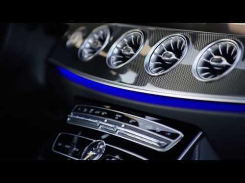 The new Mercedes-Benz E-Class Coupe Edition 1 - Design Interior   AutoMotoTV