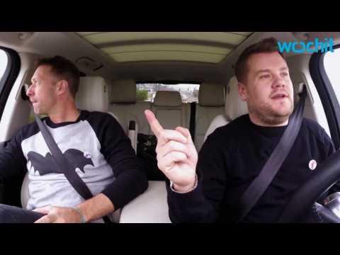Christmas Carpool Karaoke Is Packed With Stars