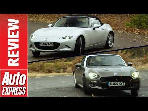 Mazda MX-5 vs Fiat 124 Spider: can Fiat out-Mazda the Mazda?
