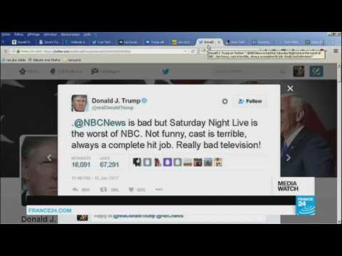 Trump will still tweet from personal Twitter account as President