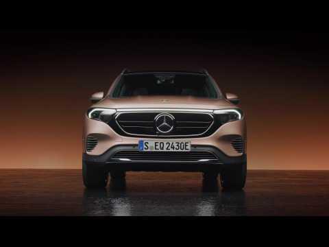 Mercedes-Benz EQB Exterior Design Studio