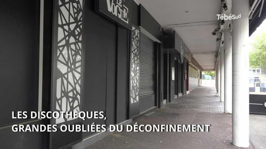 Thumbnail Lorient : la gérante d'une discothèque adresse un message au Président