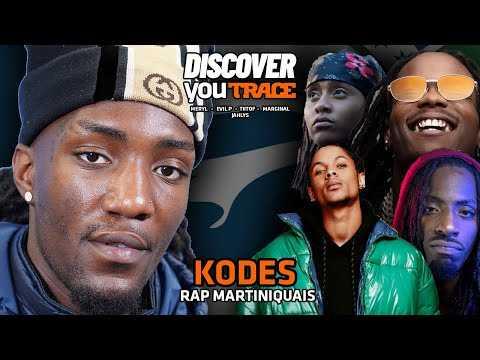 KODES découvre le rap martiniquais (Meryl, Tiitof, Evil P, Marginal, Jahlys...)