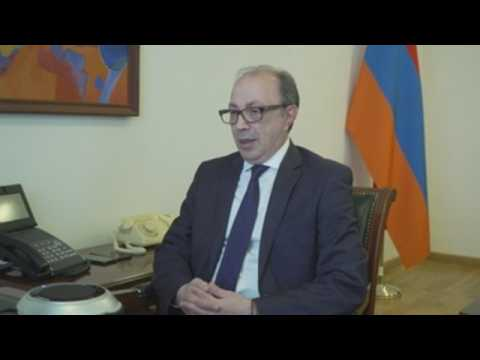 Armenia says recognizing genocide is wake-up call for democracies around the world
