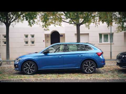 Skoda Connect - KESSY (Keyless-Entry-Start-and-Exit-System)