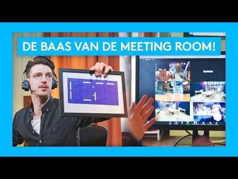 De Logitech Escape Meeting Room