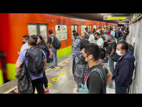 Mexicans speak out over metro conditions after deadly crash