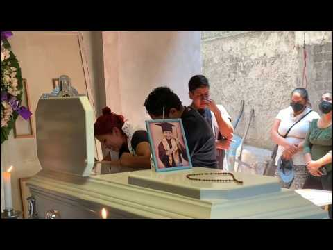 Family mourn 12-year-old boy killed in Mexico City metro crash