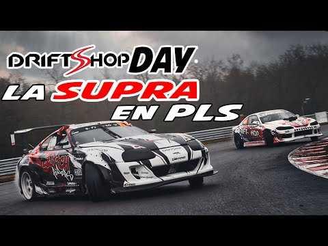 Torture du 2JZ de la Supra au Driftshop Day : encore des problèmes !