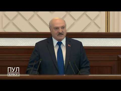 Lukashenko says acted 'lawfully, to protect people' in plane diversion