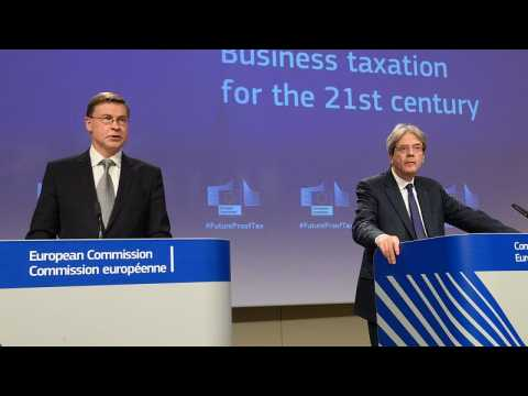 Brussels unveils new tax agenda ahead of crucial G20 meeting in July