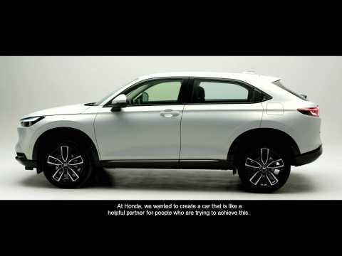 All-new Honda HR-V e:HEV - A deeper look into the design concept