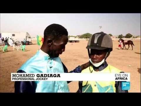 Senegal's budding young jockeys dream big