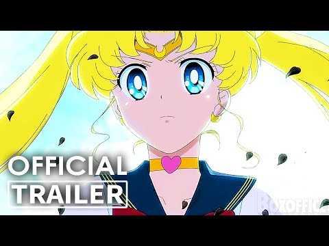 PRETTY GUARDIAN SAILOR MOON ETERNAL The Movie Trailer (Anime, 2021)