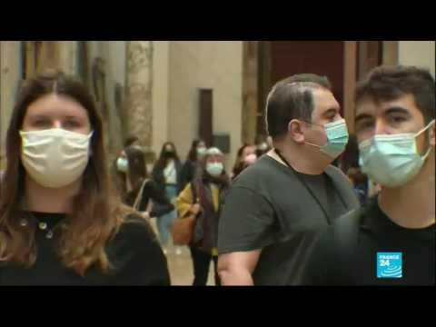 France eases lockdown: Iconic Louvre, Orsay museums reopen doors to public
